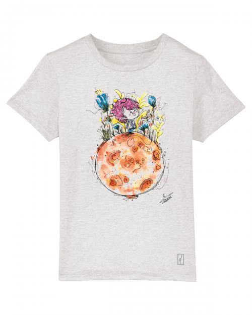 Camiseta Mi Planeta Kids