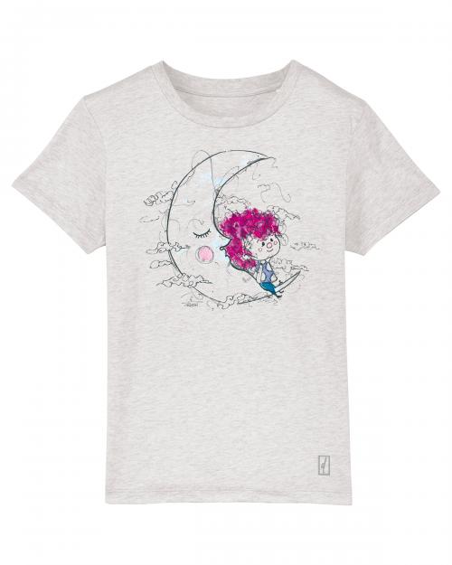 Camiseta Luna de Cuento Kids