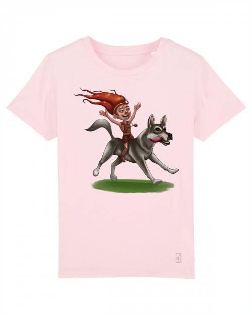 Camiseta Galope Canino Kids