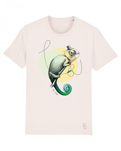 Camiseta Camaleón Unisex