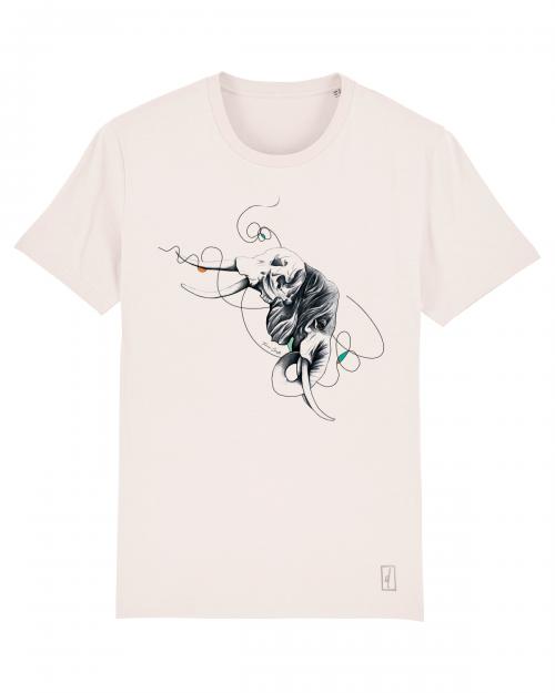 Camiseta Elefante Unisex