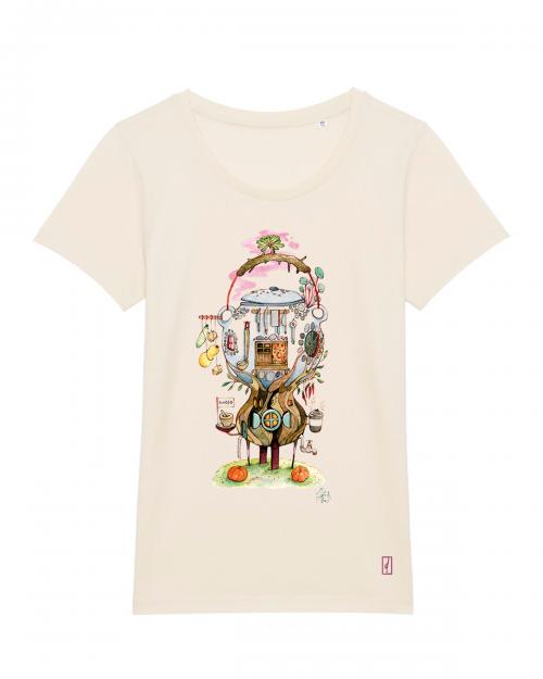 Camiseta Puchero Canario Woman