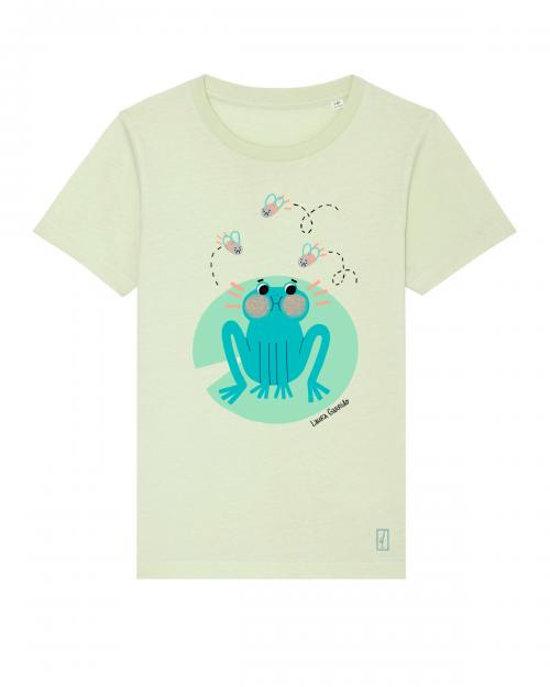 Camiseta Rana De Las...