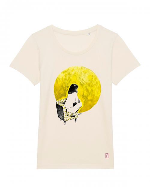 Camiseta Cálida Calma Woman