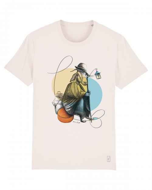 Camiseta Queso Cabra Unisex