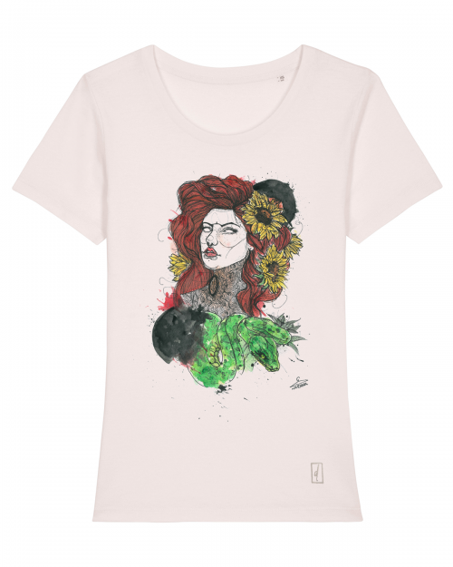 Camiseta La Serpiente Woman