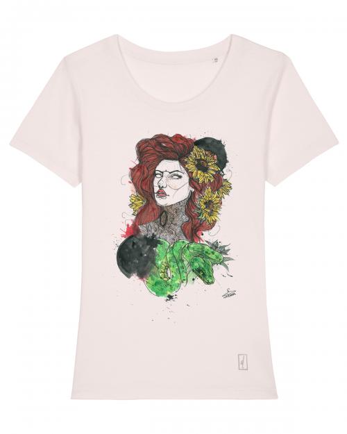 T-shirt La Serpiente Woman