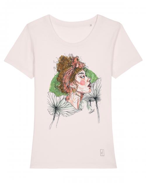 T-shirt In Love Woman