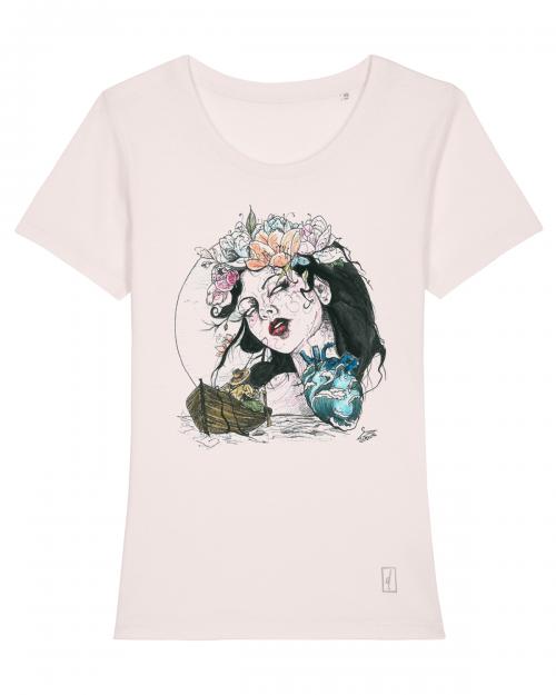 Camiseta Corazón del Mar Woman